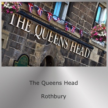 Queens Head Logo